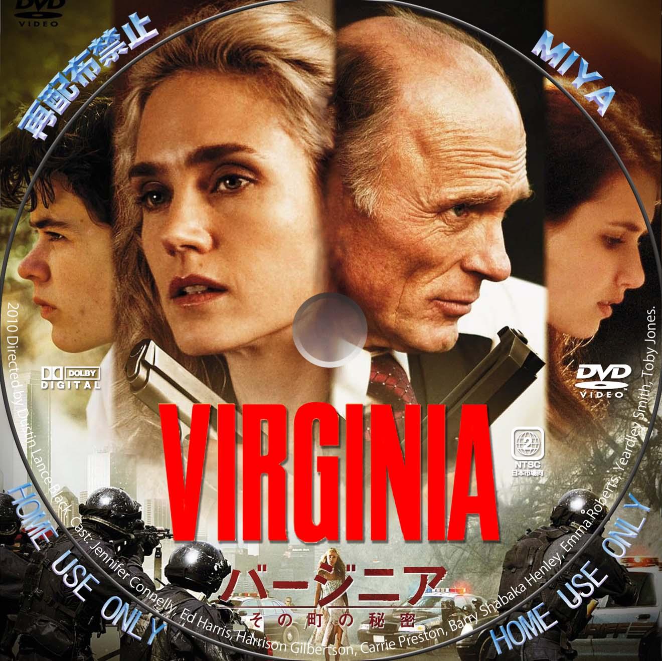 バージニア その町の秘密  バージニア州の小さな町で、上院議員候補である保安官とその愛人の息子が